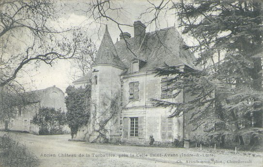 Cartes postales anciennes indre et loire for Legens materiaux anciens indre et loire